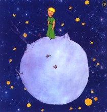 LE PETIT PRINCE by A.St.Exupery